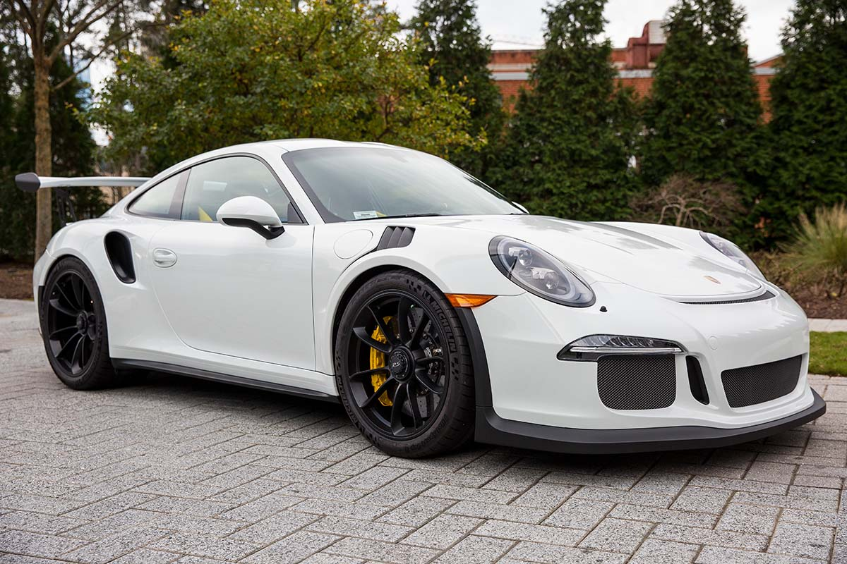 2016 991 Gt3 Rs Merit Partners
