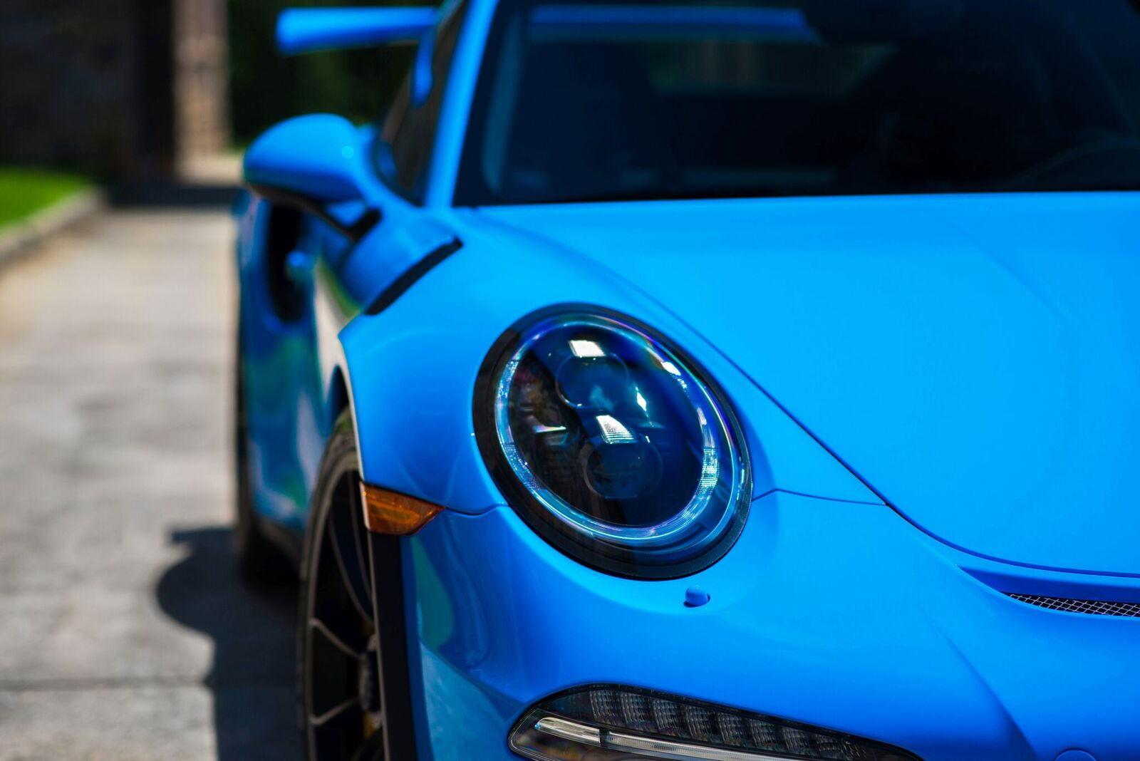 2016 991 Gt3 Rs Paint To Sample Merit Partners